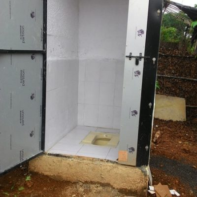 K K Nag Waste Treatment Division 187 Modular Toilet Acp